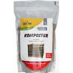 ZD-KOMPOSTER 1,5KG