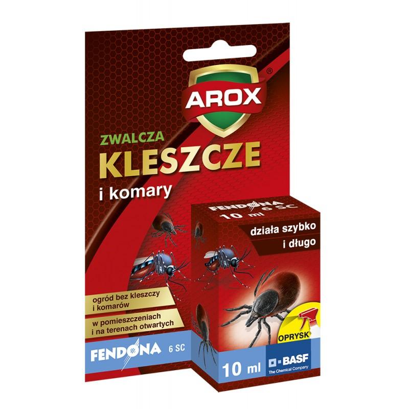 AG-AROX FENDONA 06SC 10ML (KLESZCZE I KOMARY)