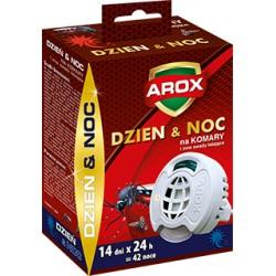 AG-AROX DZIEŃ & NOC 1+1 ELEKTROFUMIGATOR