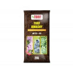 CHWALIM TORF KWAŚNY 20L pH 3,5-4,0