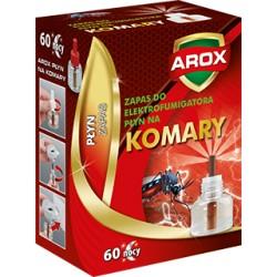 AG-AROX PŁYN ZAPASOWY DO ELEKTROFUMIGATORA (60 NOCY) 45ML