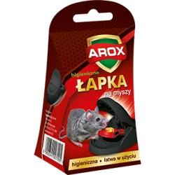 AG-AROX PUŁAPKA NA MYSZY PLASTIKOWA - 1SZT