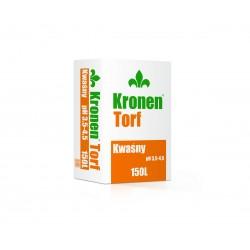 KRONEN TORF 150L KWAŚNY PH 3,5-4,5