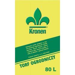 KRONEN TORF 80L KWAŚNY PH 3,5-4,5